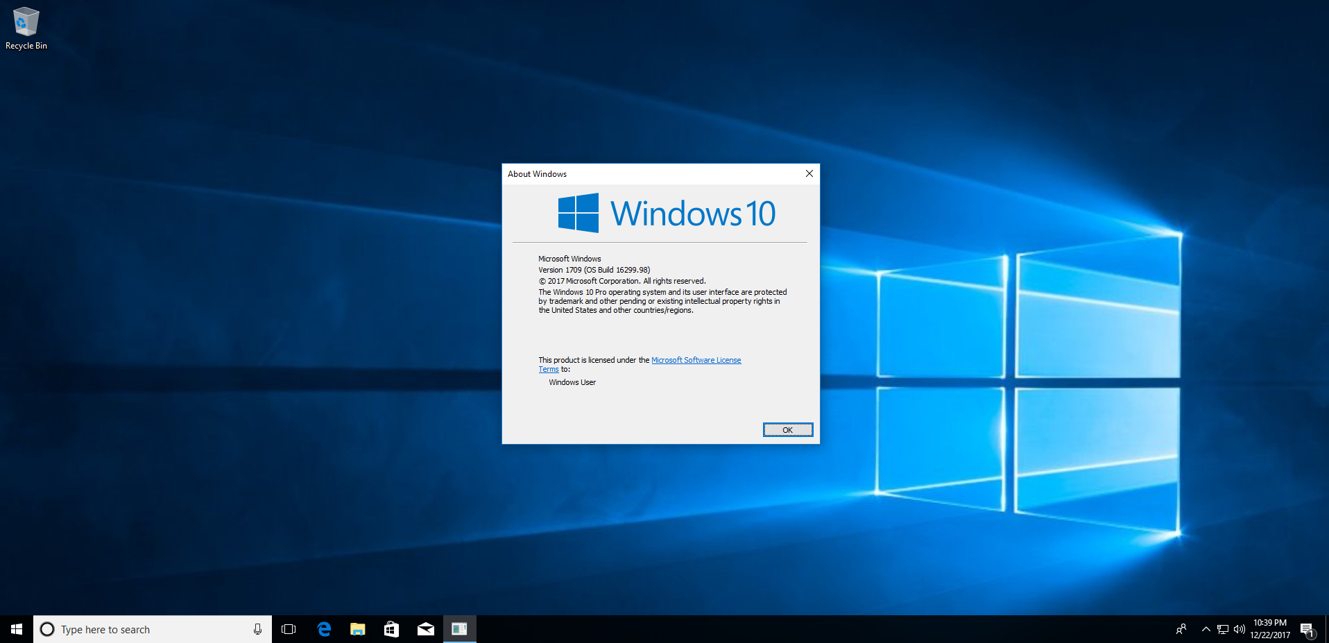 Download Windows 10 Pro v.1709 En-US (64-bit) ACTiVATED-HOBBiT Torrent