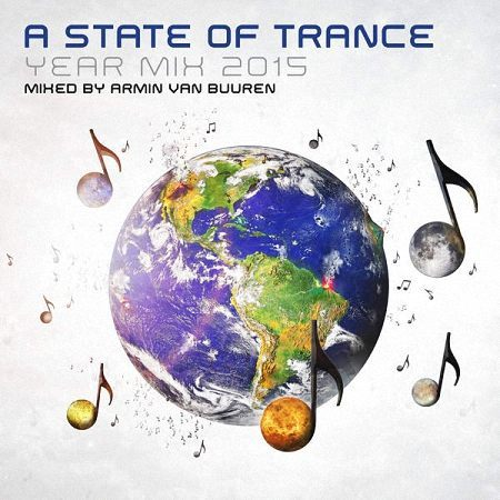 VA - A State Of Trance Year Mix (2015)