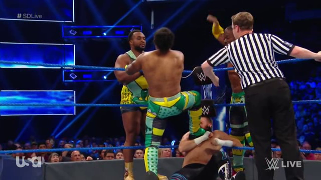 WWE Smackdown Live 2019 06 11 XviD-AFG