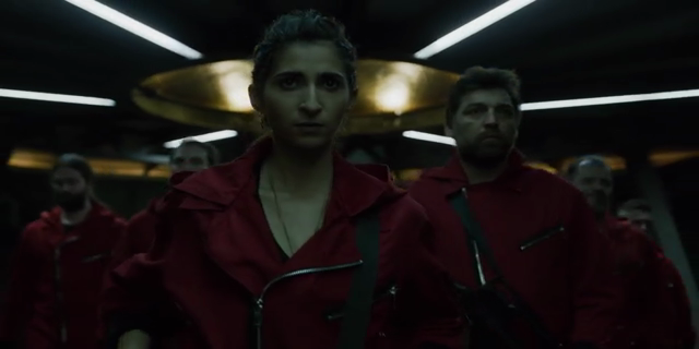 Money Heist Season 3 English Mkv