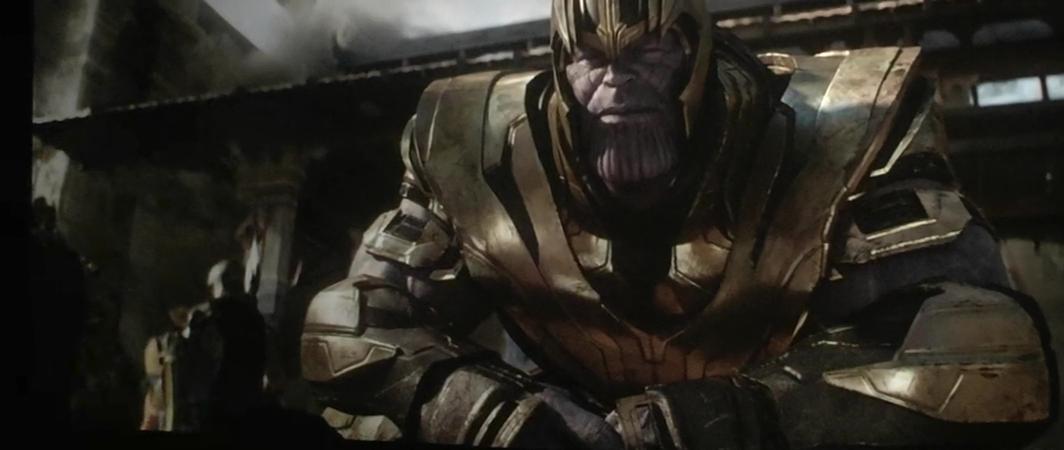 Avengers Infinity War (2018) NEW PROPER 720p HD-CAM X264 HQ-LPG