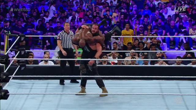 WWE Super ShowDown 2019 06 07 XviD-AFG