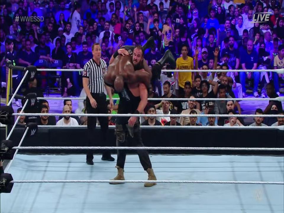 WWE Super ShowDown 2019 720p HEVC x265-MeGusta