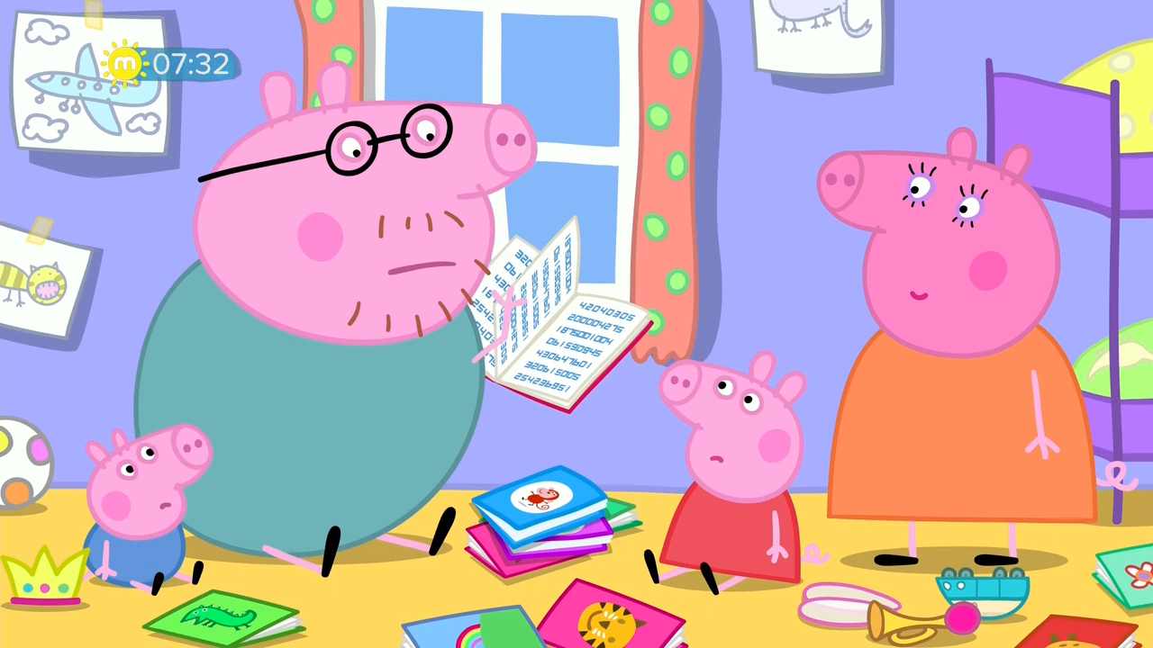 Peppa Pig Season 6 Episode 13